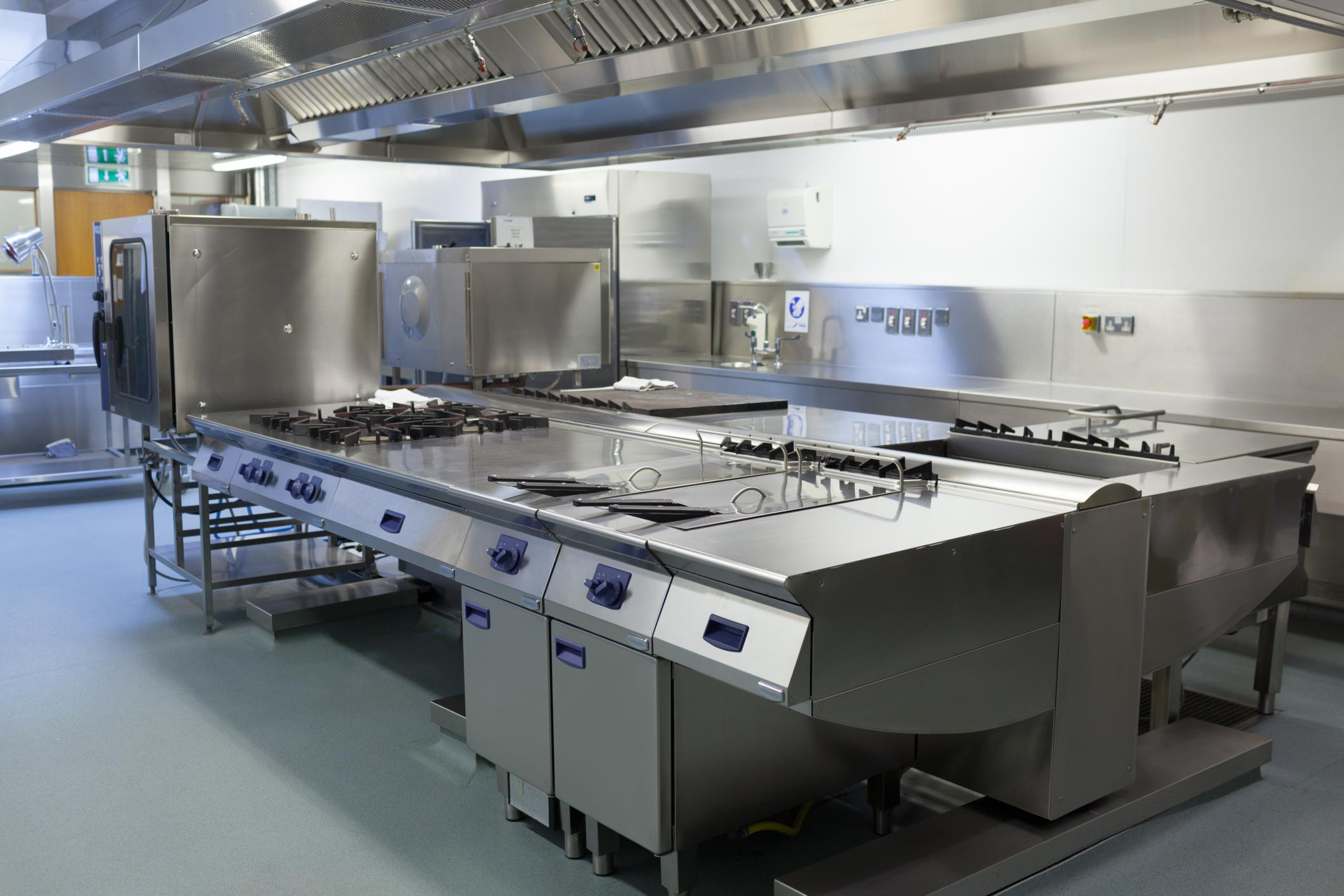 San Diego Hood Cleaning - Restaurant Cleaning Services
